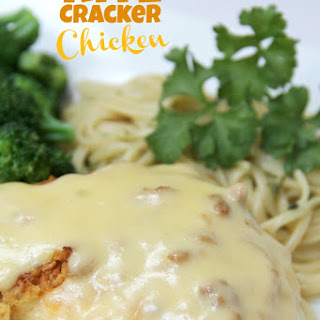 Ritz Cracker Chicken