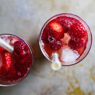Cava Fruit Punch