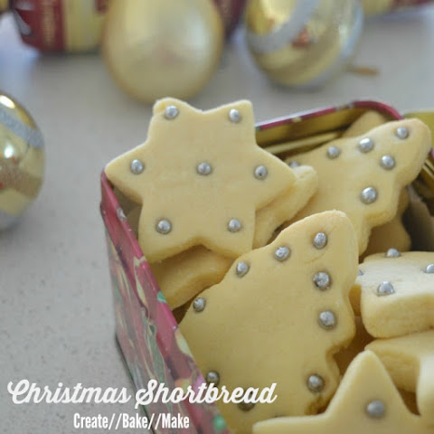 Christmas Baking - Shortbread