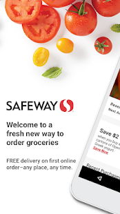 Safeway Delivery & Pick Up for pc