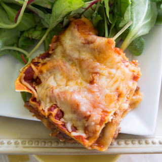 Simple Lasagna No Ricotta Recipes