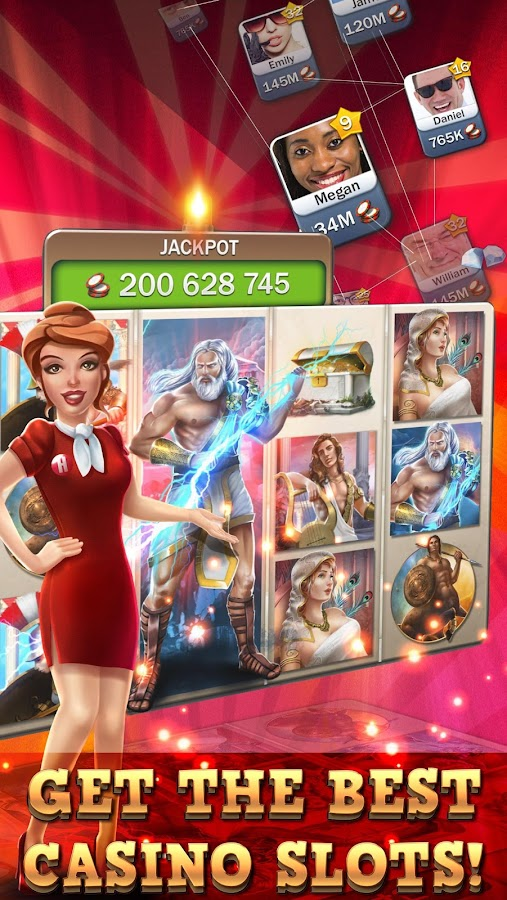 Slots™ Huuuge Casino Screenshot 1