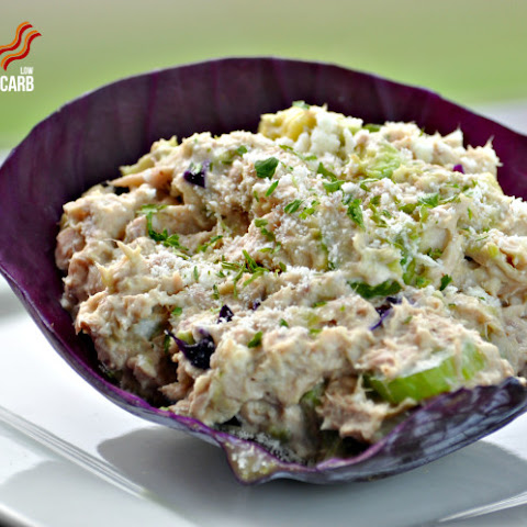 Avocado Tuna Salad – Low Carb, Gluten Free, Paleo