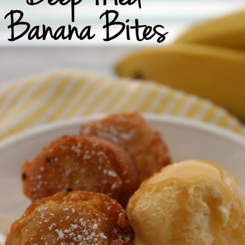 Deep Fried Bananas Recipes