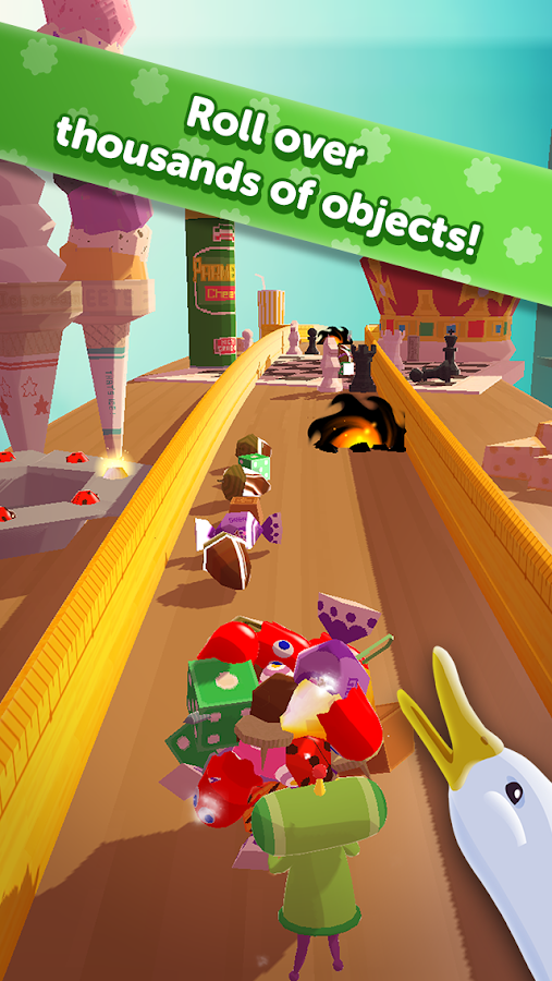 AMAZING KATAMARI DAMACY Screenshot 0
