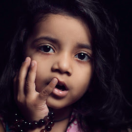 Calm by Azeem Shah - Babies & Children Child Portraits