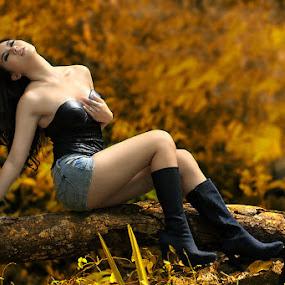 So Hot by Arryawansyah Abidin - People Fashion