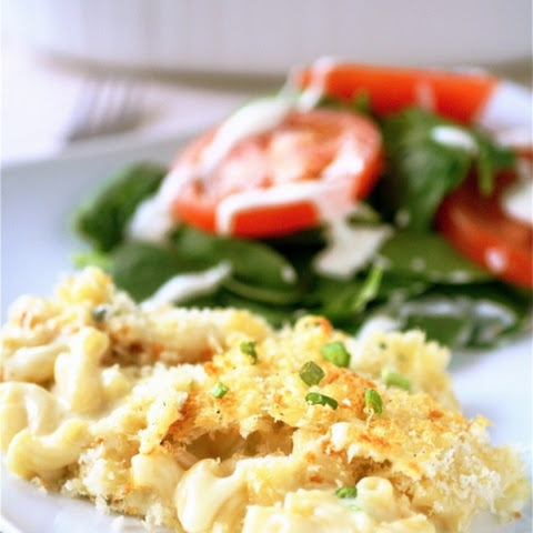 White Truffle Macaroni and Cheese