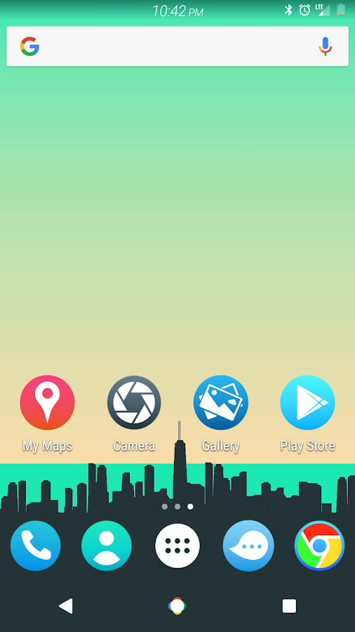 ColorGrade Icon Pack Screenshot 1