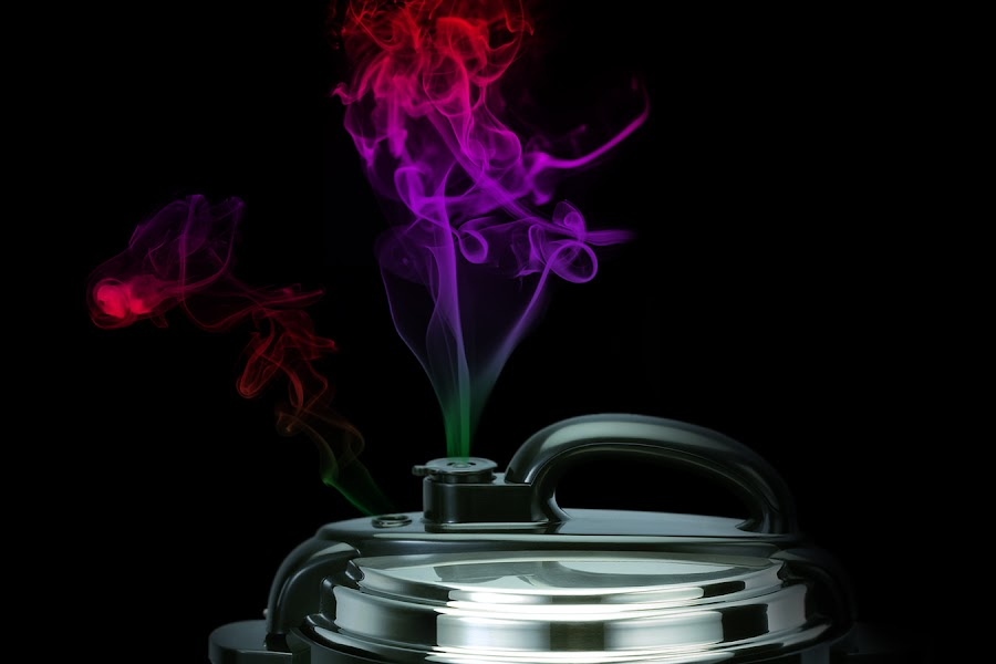 Pressure cooker... by Arjay Jimenez - Artistic Objects Other Objects