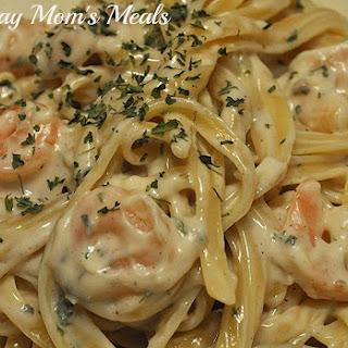 Shrimp Alfredo Mozzarella Recipes