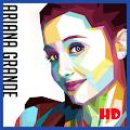 Ariana Grande Wallpaper HD APK for Bluestacks