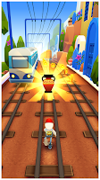 Screenshot of Subway Surfers