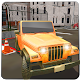 Monster Jeep Parking – Classic Cars Street 3D