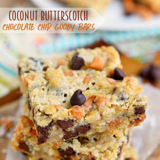 Chocolate Chip Butterscotch Chip Coconut Bars Recipes