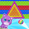 Download Bubble Shooter Kitty APK on PC