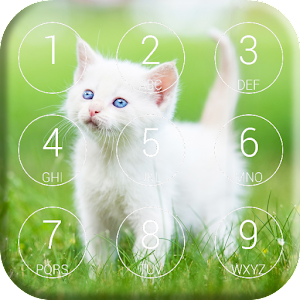 Download free Kitten Lock Screen for PC on Windows and Mac