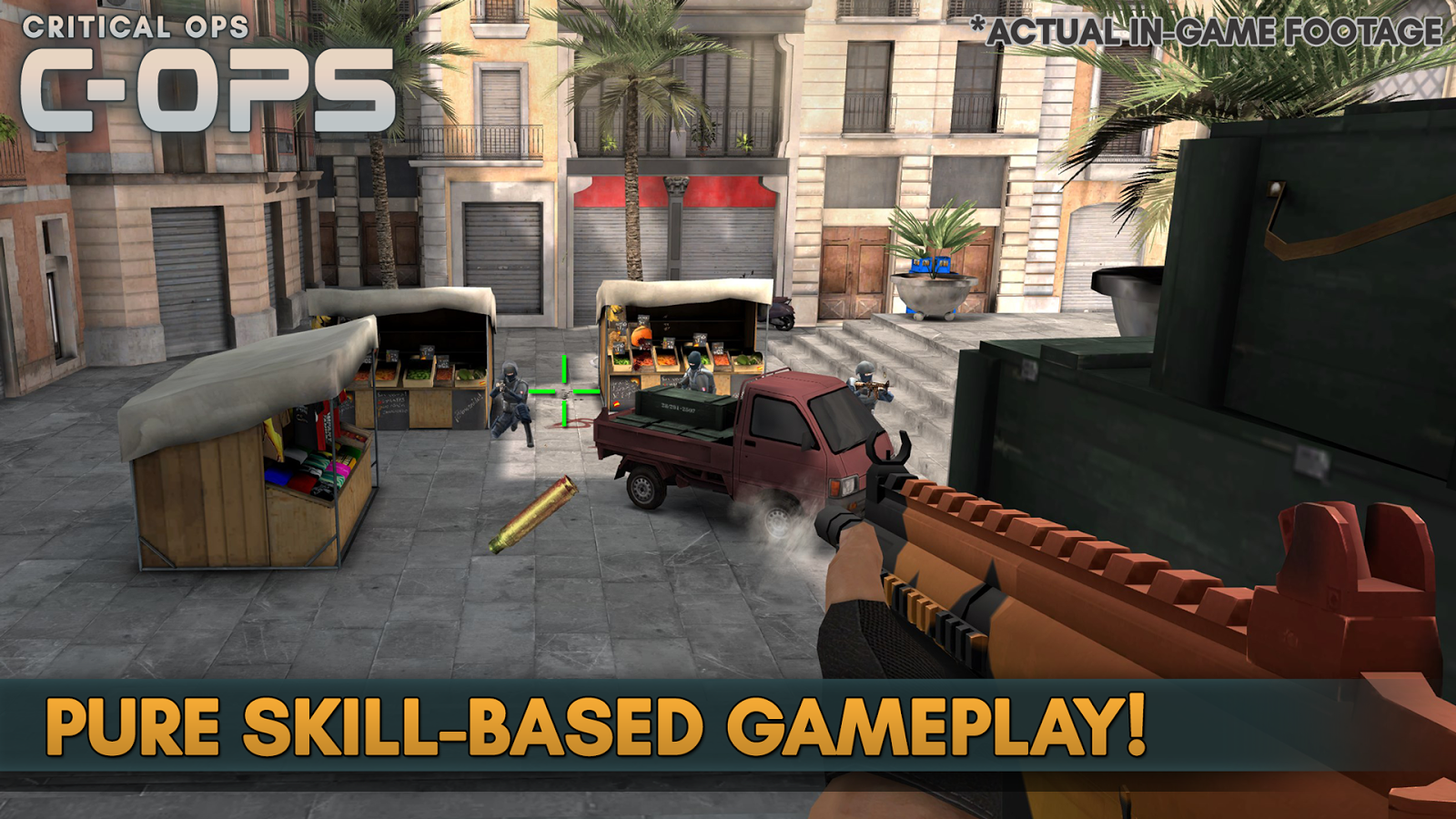 Critical Ops Screenshot 4