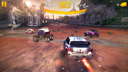 Asphalt Xtreme: Rally Racing 1.3.2a screenshot 1372778