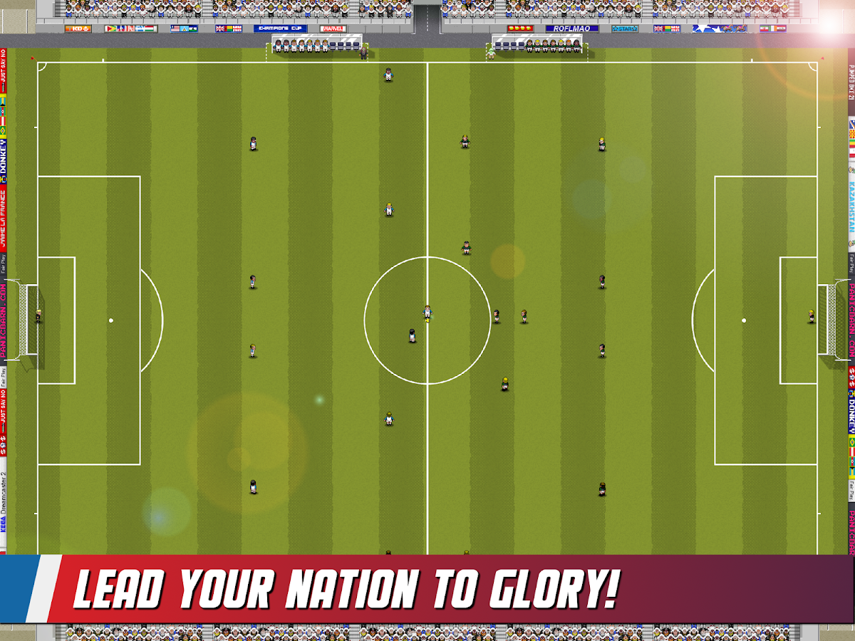 Tiki Taka World Soccer Screenshot 8