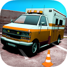 Ambulance Car Sim 3D