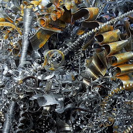 by Randy Young - Artistic Objects Industrial Objects