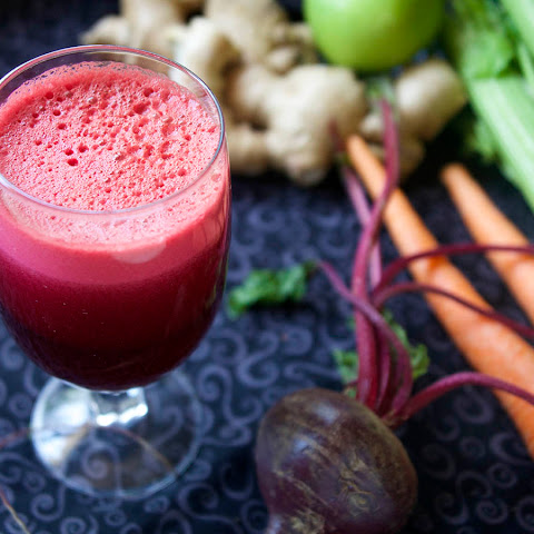 Carrot Beet Ginger Juice
