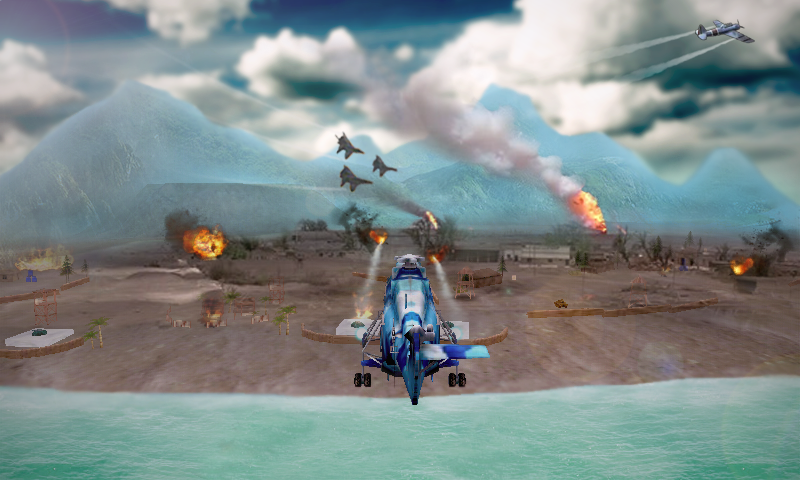 Gunship Strike 3D Screenshot 8