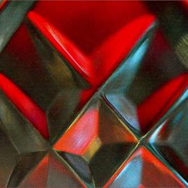 Rectangular by Kittie Groenewald - Abstract Patterns