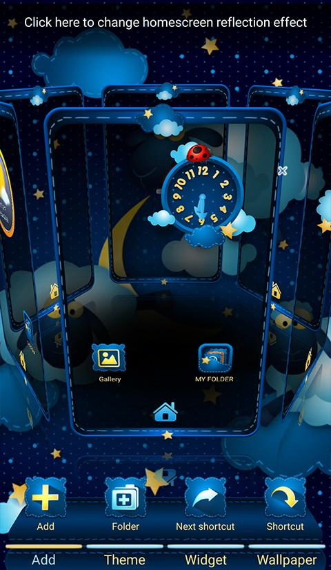 TSF NEXT MAGIC LULLABY THEME Screenshot 5
