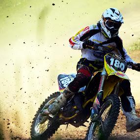 Waaatch it! by Daniel Mlakar - Sports & Fitness Motorsports ( motocros, motor, motorcycle )