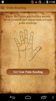 Screenshot of Palm Reading - Fortune Teller