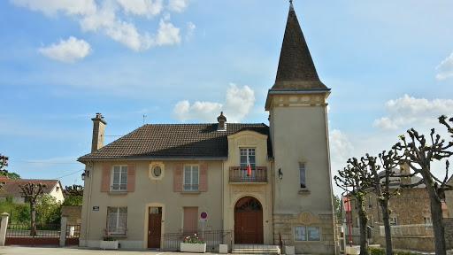 Mairie De Ormes