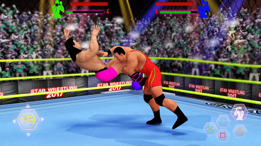 World Tag Team Stars Wrestling Revolution 2017 Pro screenshot 4