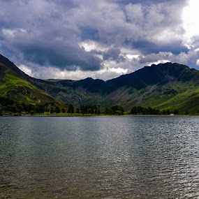 Buttermere, Lake district by Mohammed Hashmi - Landscapes Mountains & Hills