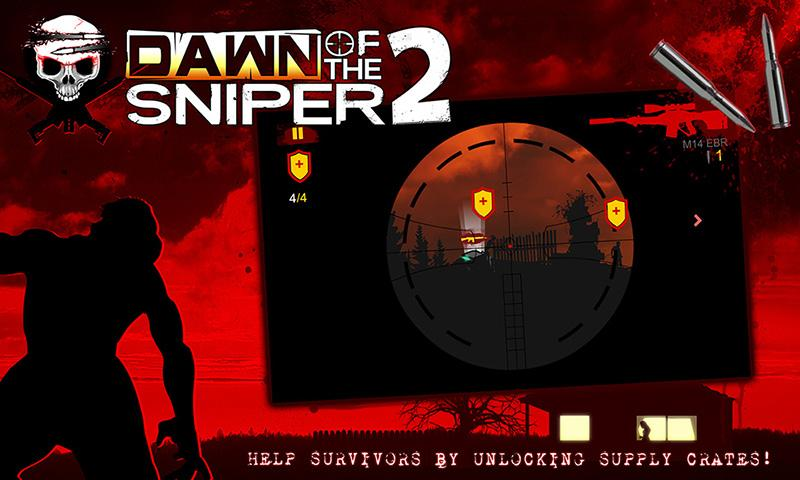 Dawn Of The Sniper 2 Screenshot 4