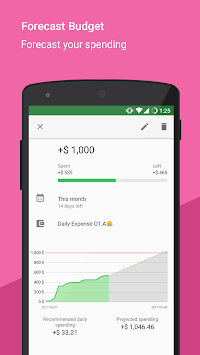 Money Lover - Money Manager APK screenshot thumbnail 2