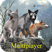 Wolf World Multiplayer APK for Bluestacks