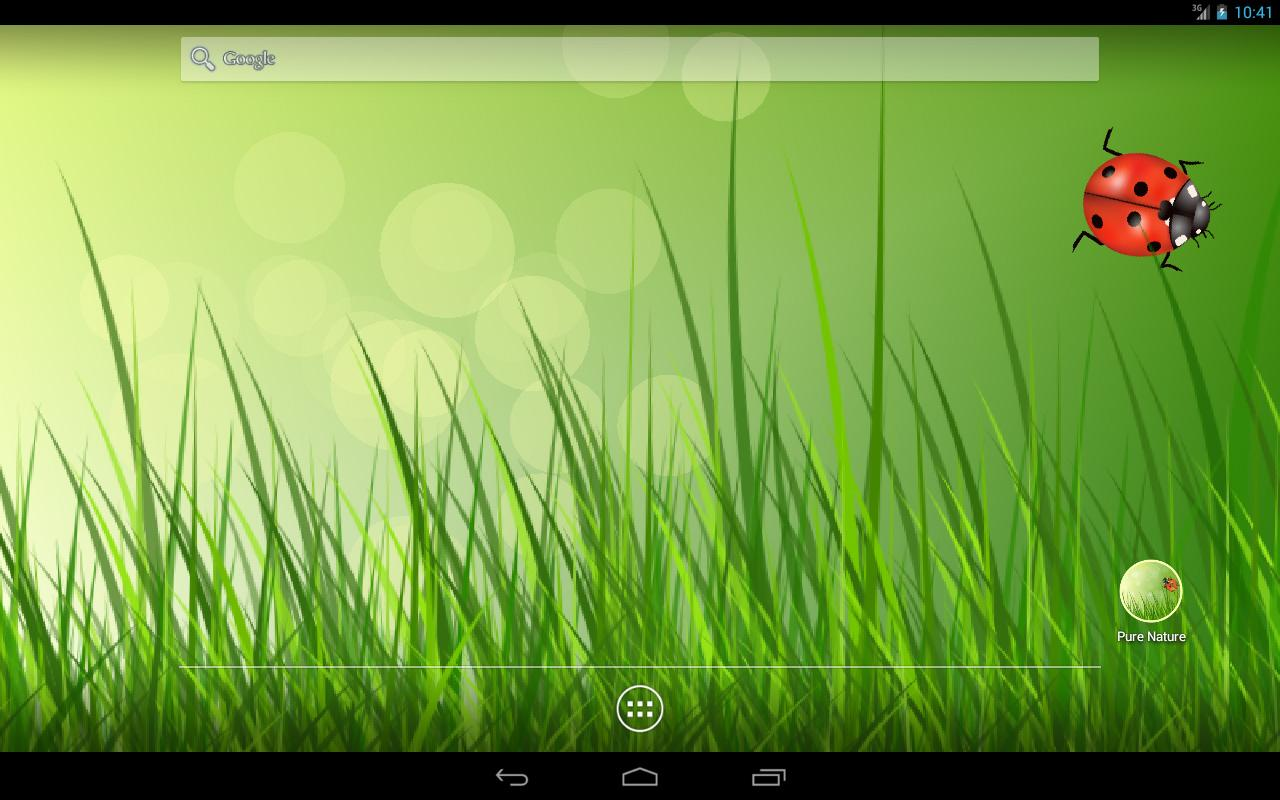 Pure Nature Free LWP Screenshot 6