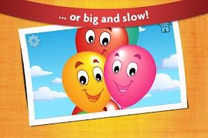 Screenshot of Kids Balloon Pop Game Free