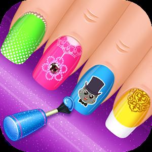 Nail Salon : princess Online PC (Windows / MAC)