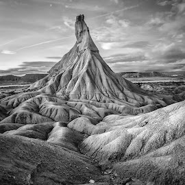 Castil by Jose Miguel Jiménez Arcos - Uncategorized All Uncategorized ( reales, navarra, desert, tudela, bardenas, spain )