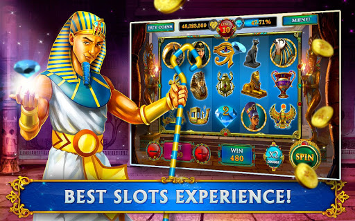 Pharaohs Luck Casino Slots HD - screenshot