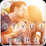 Photo Background Keyboard Icon