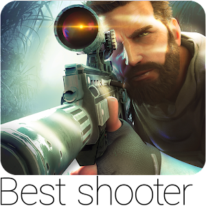 Cover Fire: shooting games - sniper fps Icon