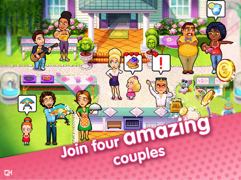 delicious moms vs dads apk by gamehouse free casual