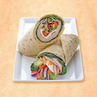 Ham Salad Wraps Recipes