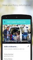 Screenshot of NRMA: Car & Contents Insurance