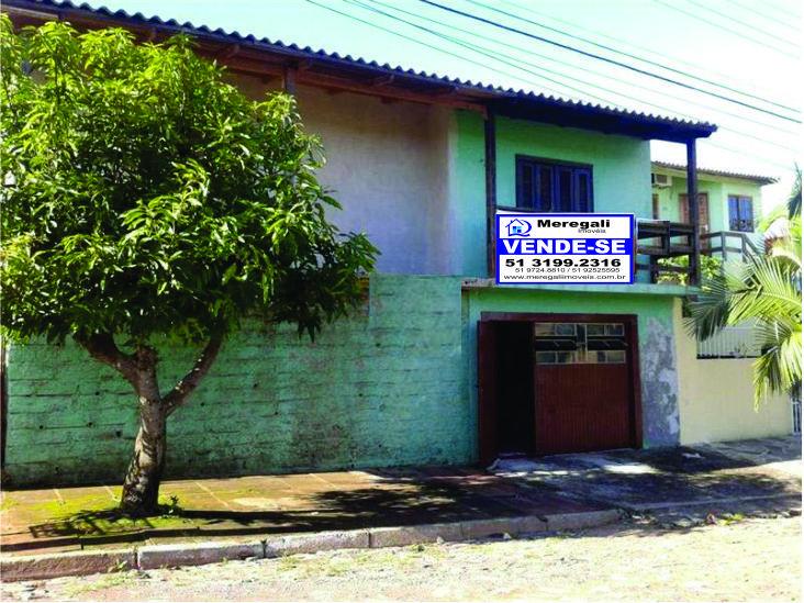 Casa  residencial à venda, Campestre, São Leopoldo. de Meregali Imóveis.'
