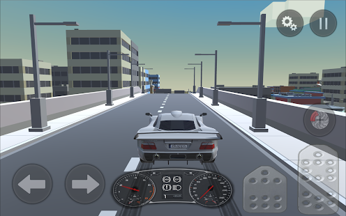Race Car Simulator - screenshot